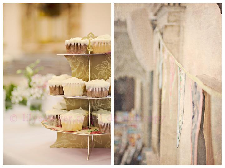 Cake bunting blog