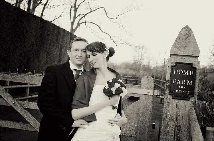 Harleyford wedding