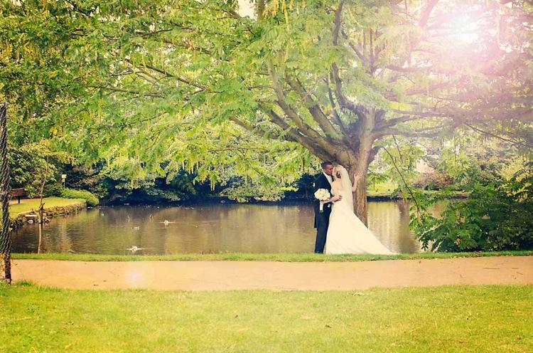 The penridge wedding