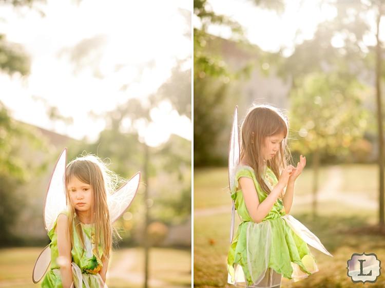 Tinkerbell photoshoot