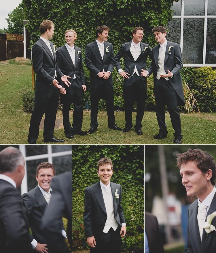 tim ellen stylish chic wedding london surrey lily sawyer photo