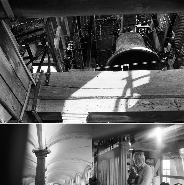 Bruges kodak tri x 400 black and white film travel photography london lily sawyer photo