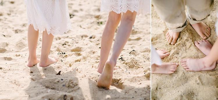 beach family wedding engagement photoshoot film style portrait london lily sawyer photo
