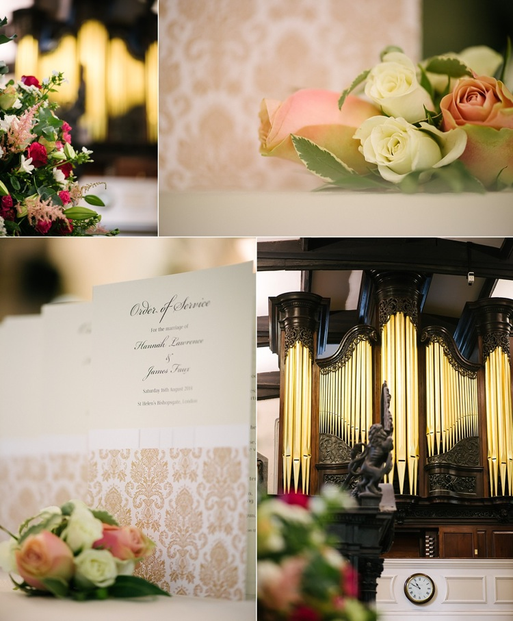 St. Helen's Lodnon wedding classic vintage four season's hotel canary wahrf pier lily sawyer photo