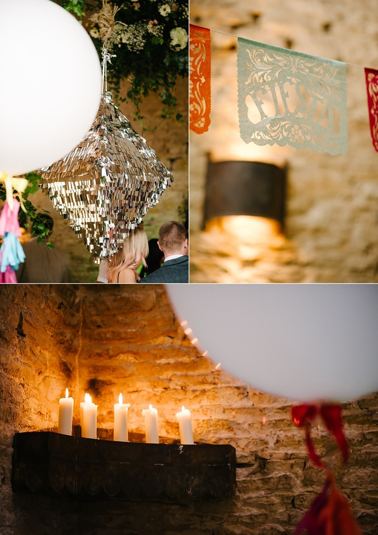 cotswolds cripps stone barn mexican inspired wedding love fiesta classic vintage london lily sawyer photo