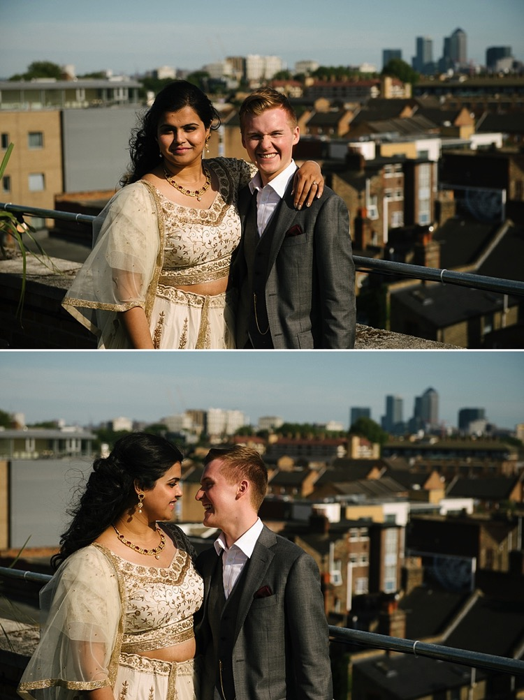 london hackney classic colonial english indian wedding netil house
