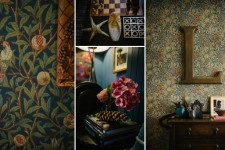 east-london-interior-design-dark-warm-cosy-eclectic-mismatched-interesting-cohesive-gold-midnight-blue-crystals-ikea-vintage-sheepskin-lily-sawyer-photo.jpg