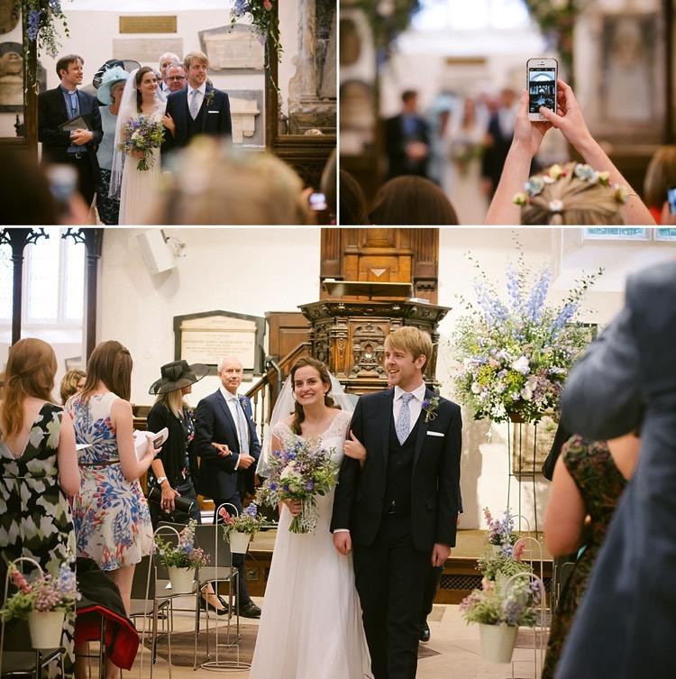 london east london wedding classic rich wild flowers creative wedding photography st helen's bishopsgate lily sawyer photo