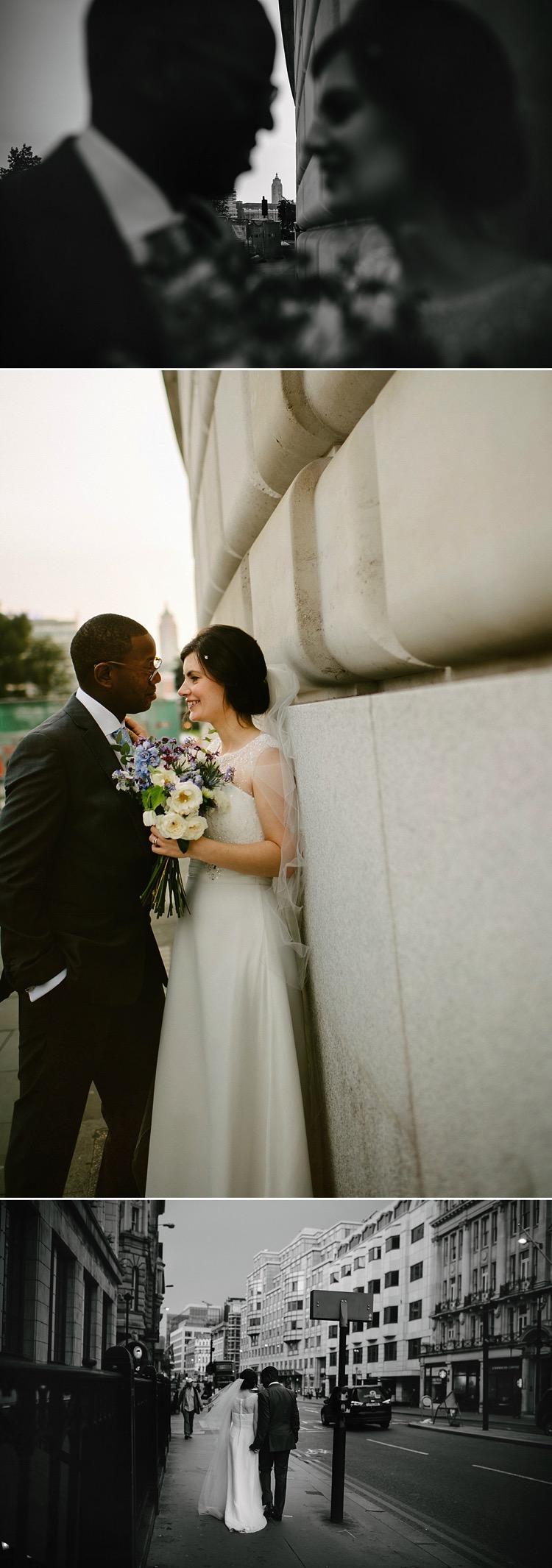 london city wedding romantic dreamy golden light english african nigerian st helens st pauls st nicholas the wren lily sawyer photo