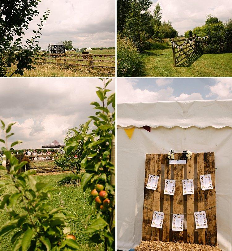 London wedding photographer farm bohemian marquee boho peterborough lincolnshire groovy farm foods chris elly 0016