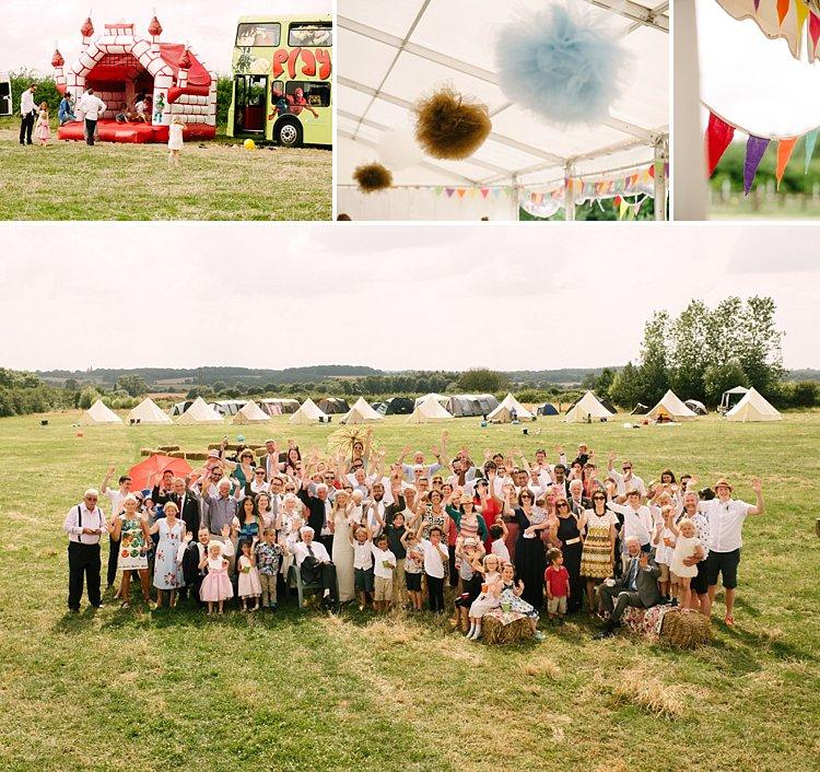 London wedding photographer farm bohemian marquee boho peterborough lincolnshire groovy farm foods chris elly 0026