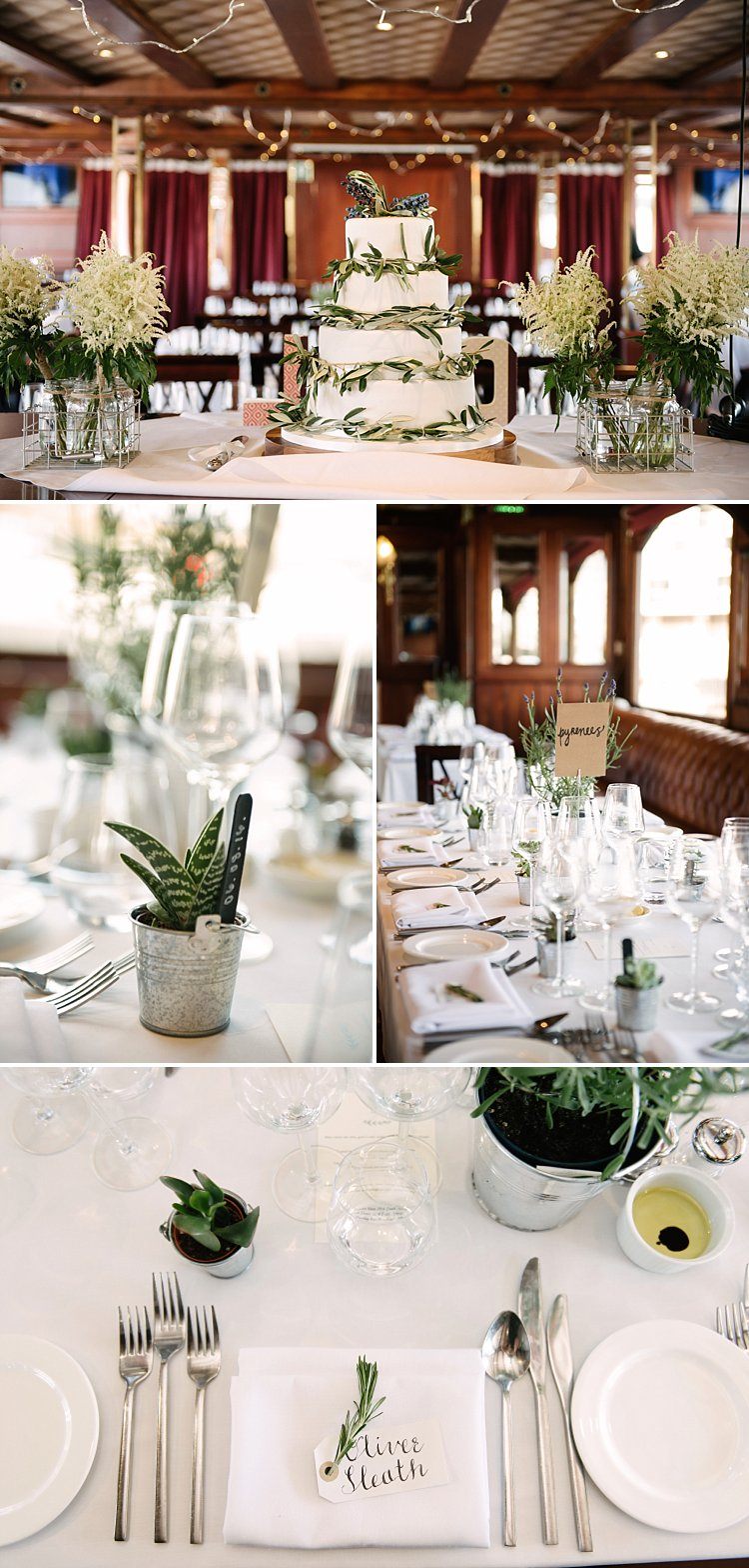 Style me pretty wedding london lina oliver elizabethan boat lily sawyer photo 0045