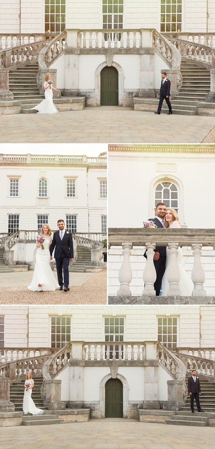 Greenwich wedding photographer the queens house vintage natural lily sawyer photo 0073