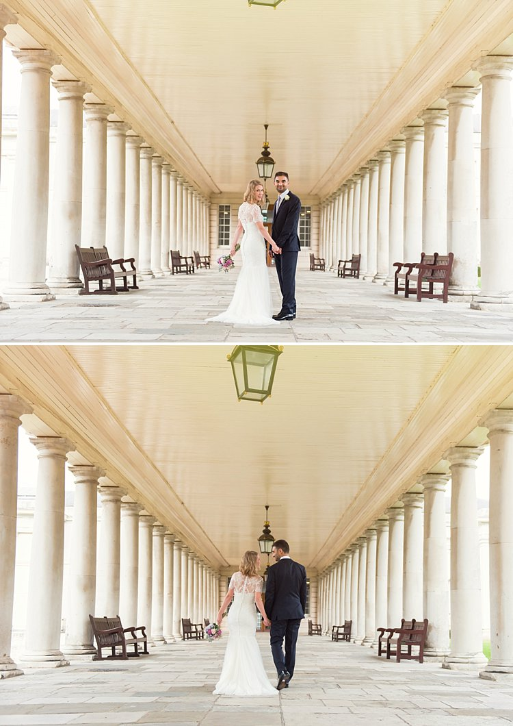 Greenwich wedding photographer the queens house vintage natural lily sawyer photo 0078
