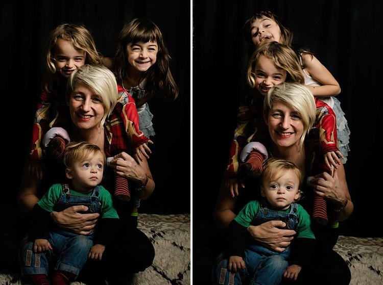 Nct christmas photoshoot london studio family photographer lily sawyer photo 0079