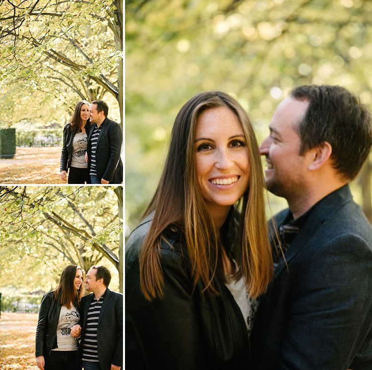 Regents park wedding photographer engagement photogshoot autumnal natural classic lily sawyer photo 0064