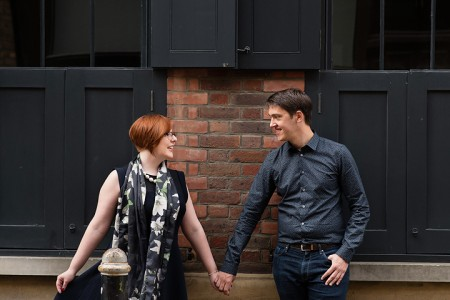 brick-lane-st-pauls-cathedral-engagement-photoshoot-lily-sawyer-photo