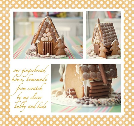 Gingerhouse blog web