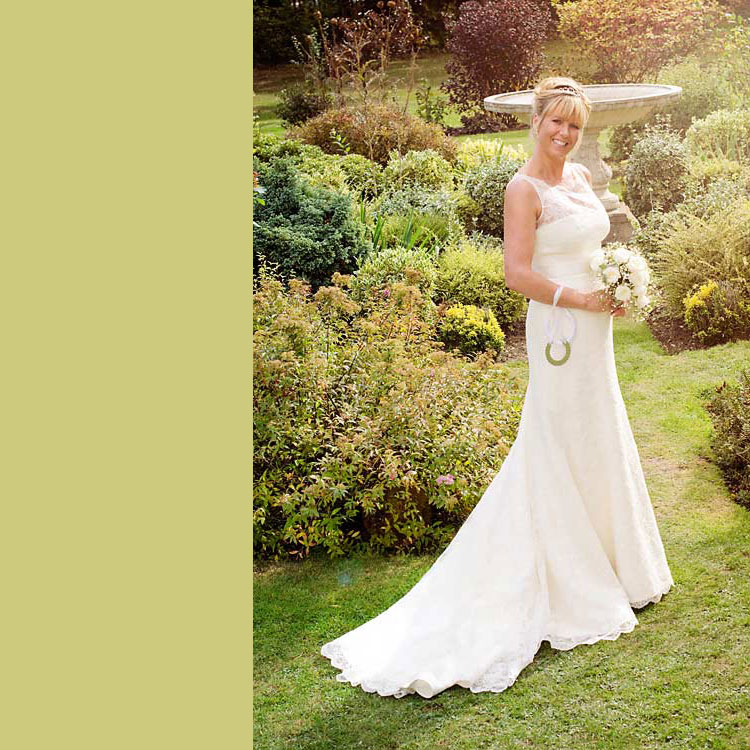 Bickley manor bride