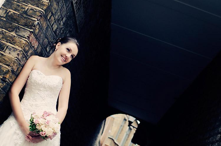 Clerkenwell bride