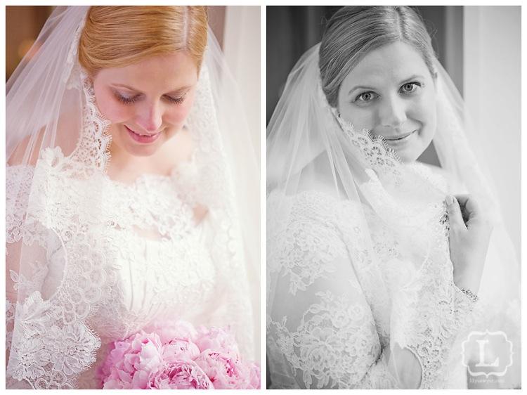 Vintage bride lace