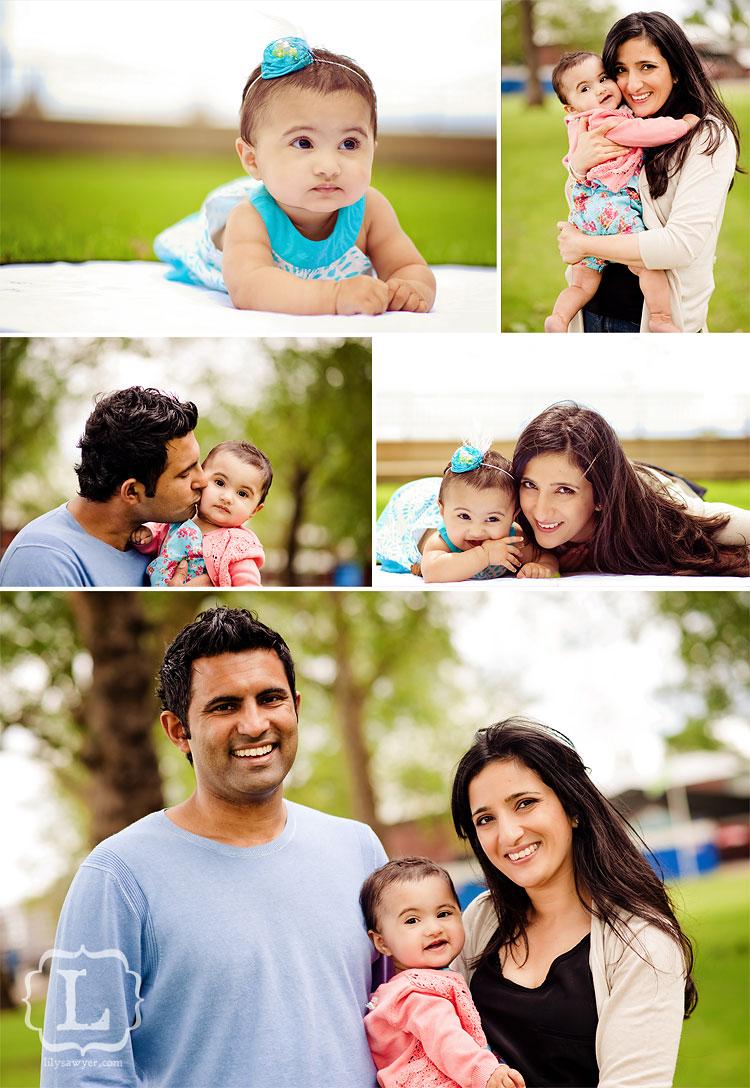 stunning family portraits