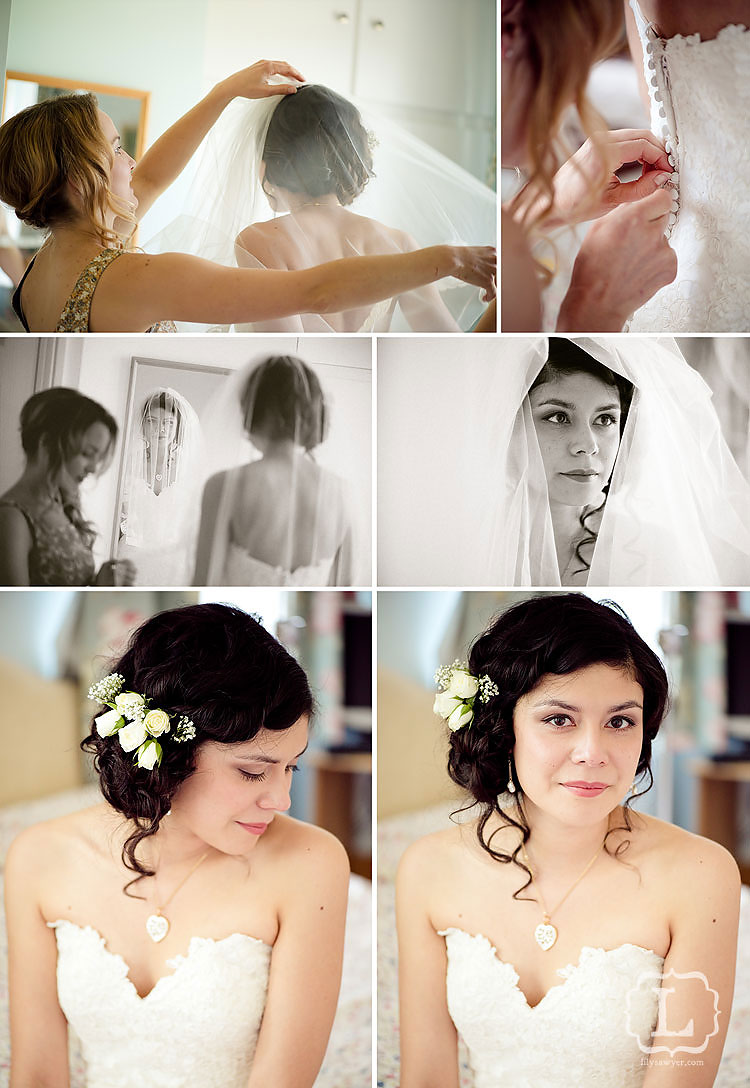 Bride getting ready1