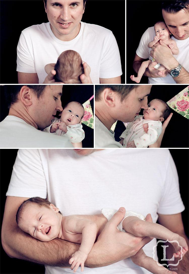 Dad baby1