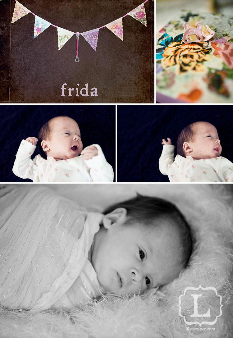 Frida newborn