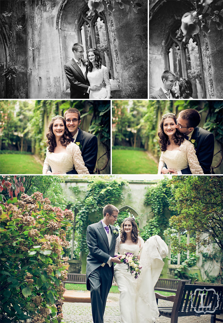 Lg wedding portraits