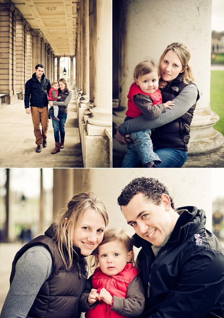 greenwich family photoshoot