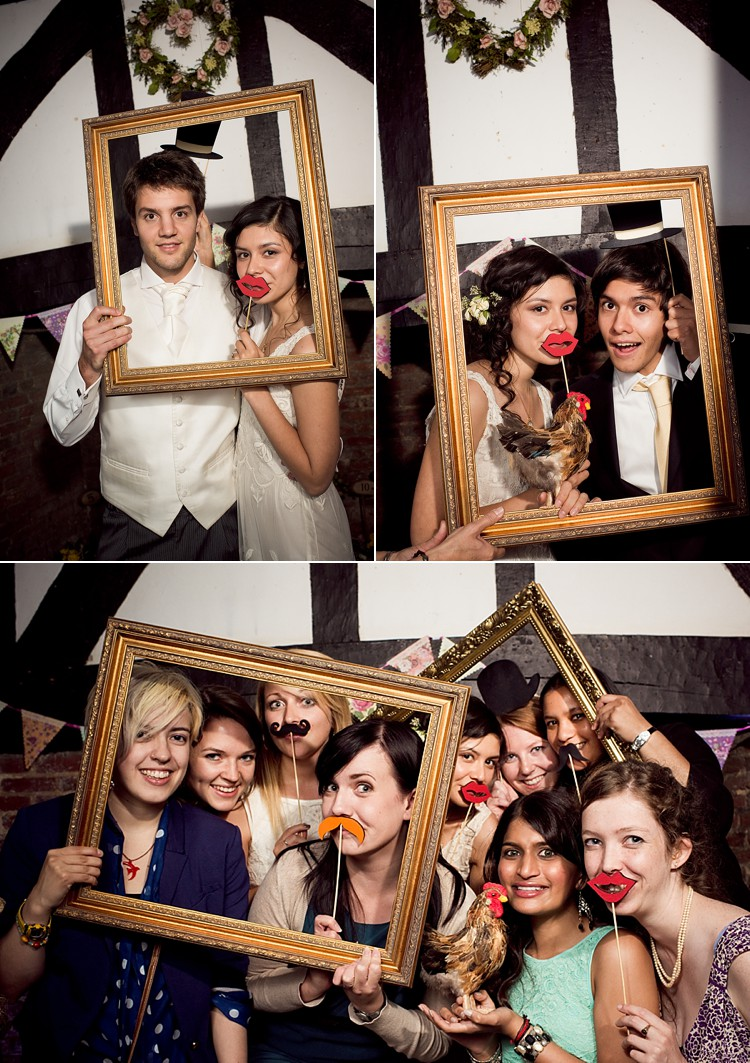 London Wedding Photobooth Photo
