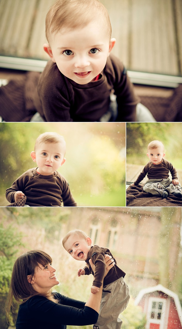London family photoshoot photo