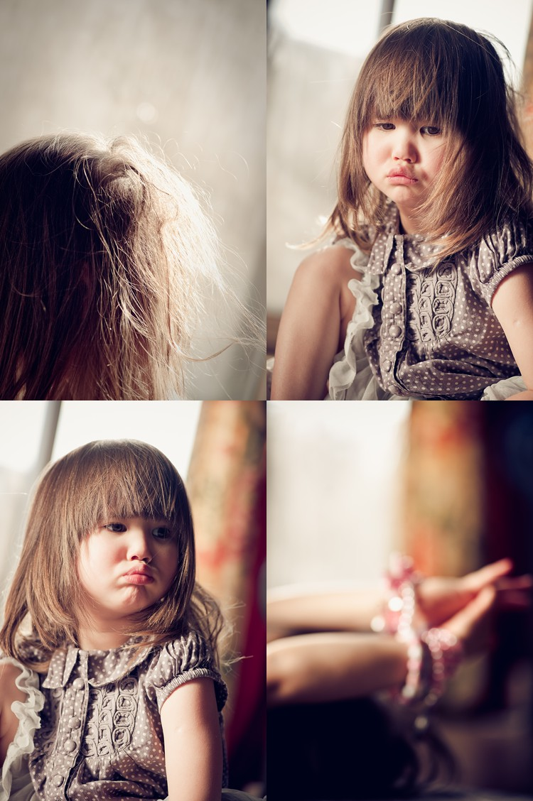 creative child photoshoot