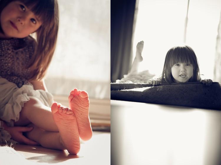creative children photoshoot