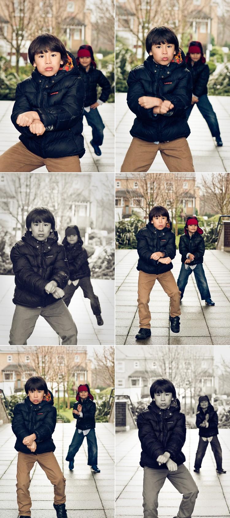 boys gangnam style photo