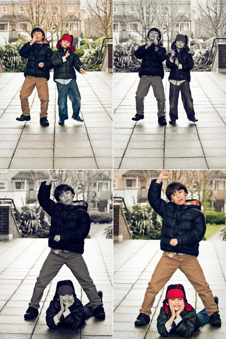 boys gangnam style photo