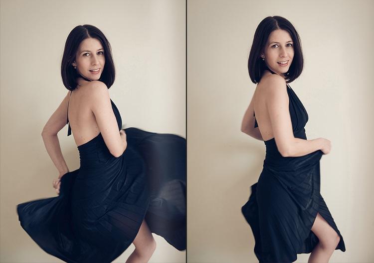 beauty glamour makeover boudoir london photoshoot photo