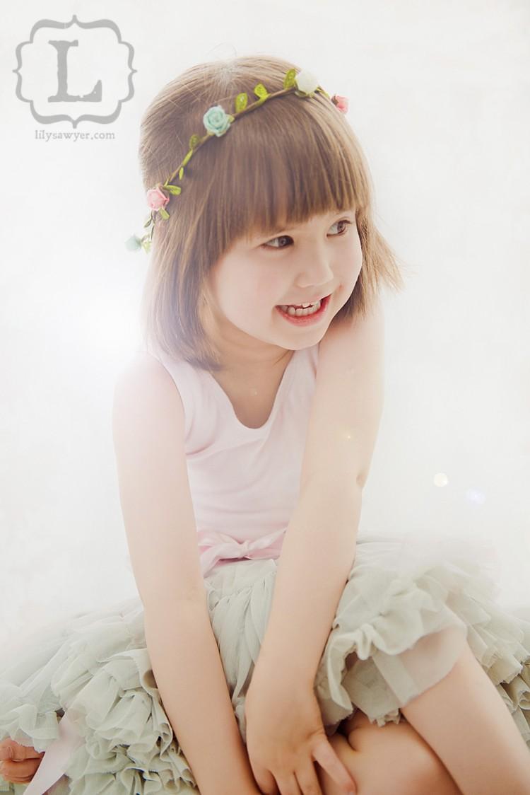 little girl beautiful portrait london photo