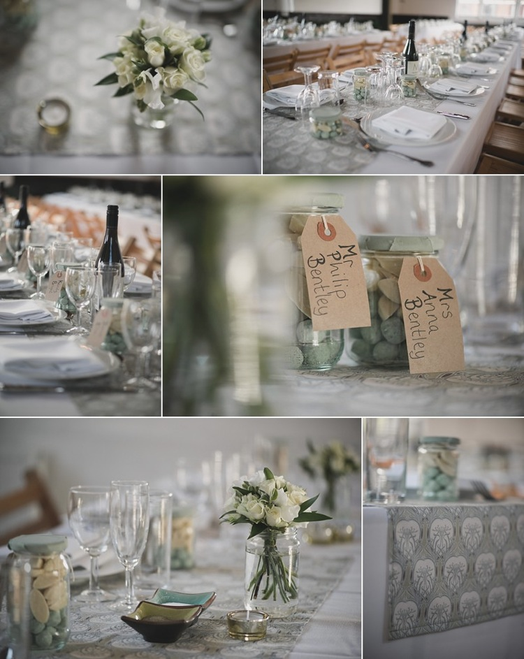 easy gourmet lily sawyer wedding catering photo