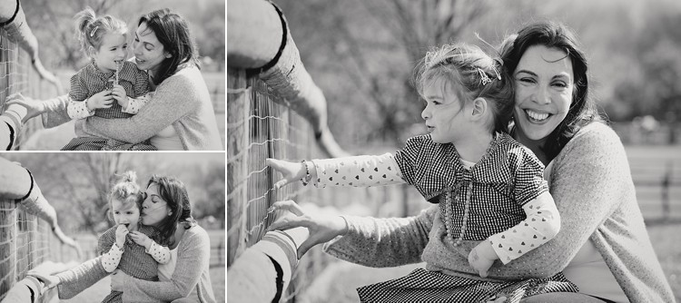 family photoshoot mudchute farm london photo