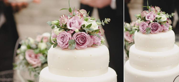 vintage diy rustic cotswolds wedding cake london photo