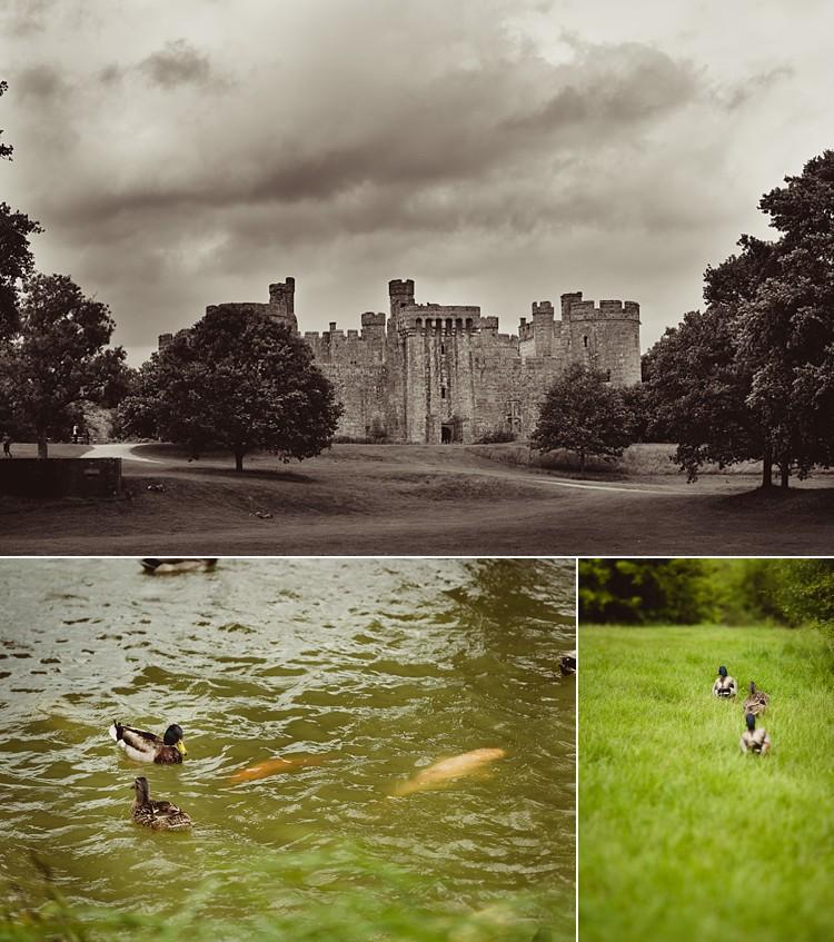 bodiam castle engagement lily sawyer photo