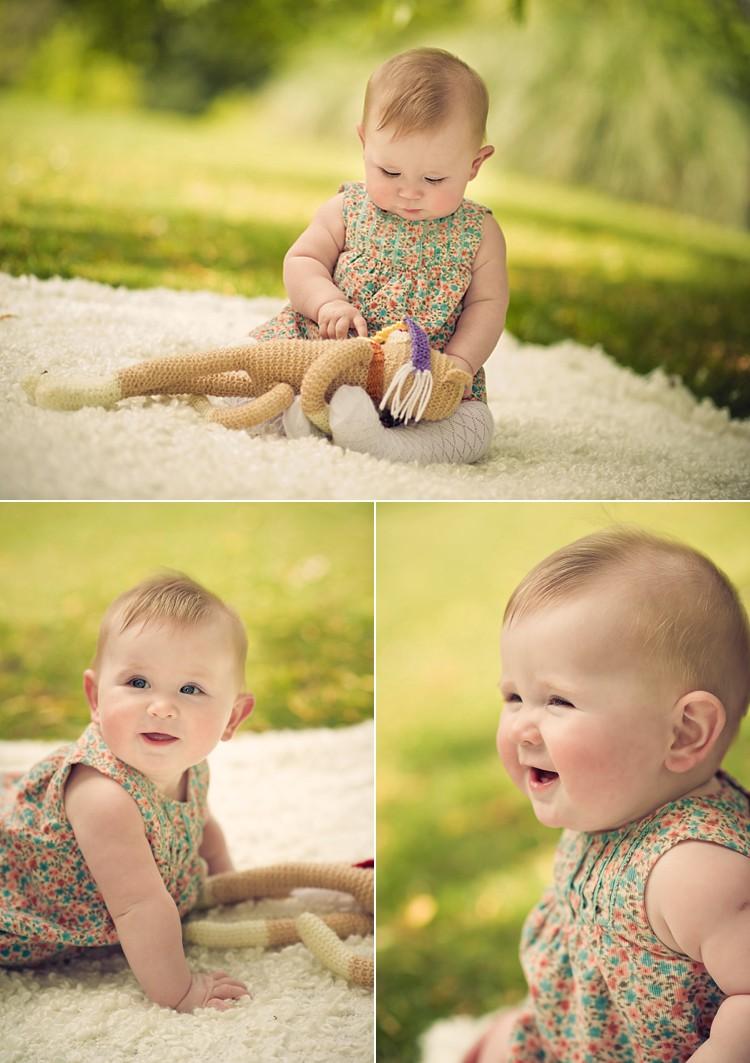 family baby photoshoot west ham park lily sawyer photo