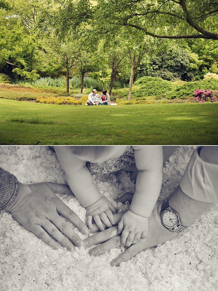family baby photoshoot west ham park lily sawyer photo