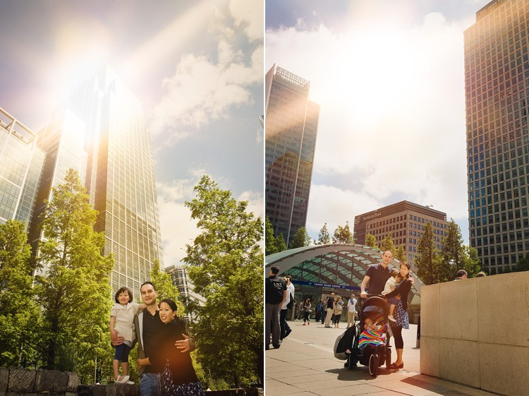 family photoshoot canary wharf farewell london lily sawyer photo