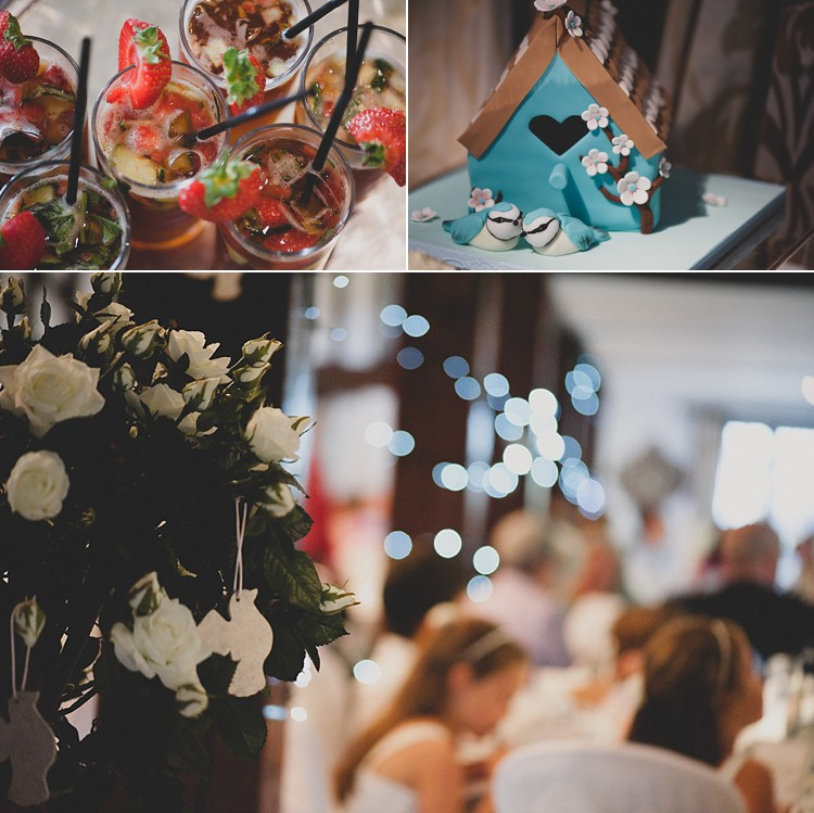 tim ellen stylish chic wedding london surrey lily sawyer photo