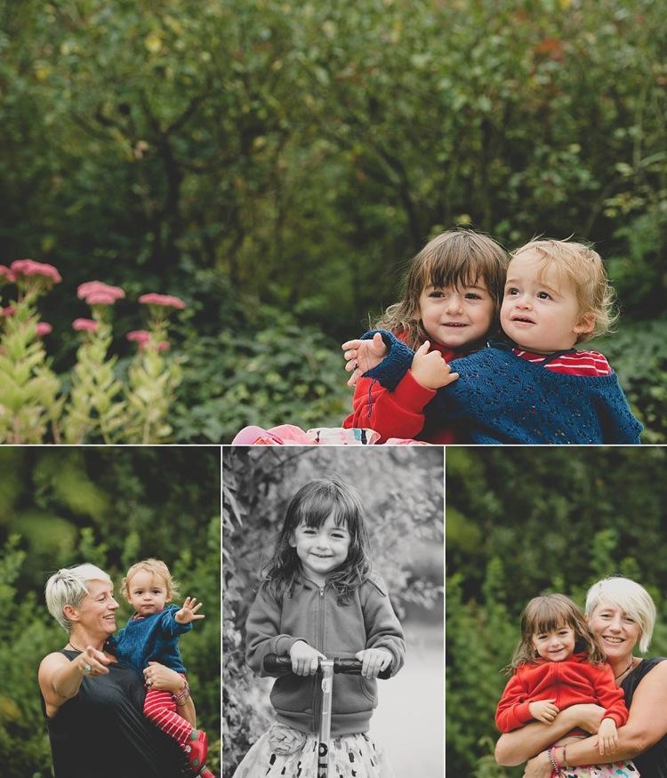 family photoshoot NCT west ham park london lily sawyer photo