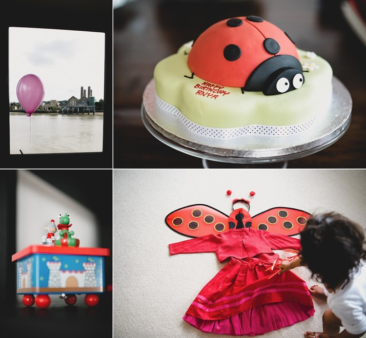 2nd birthday party island gardens canary wharf ladybird theme london lily sawyer photo