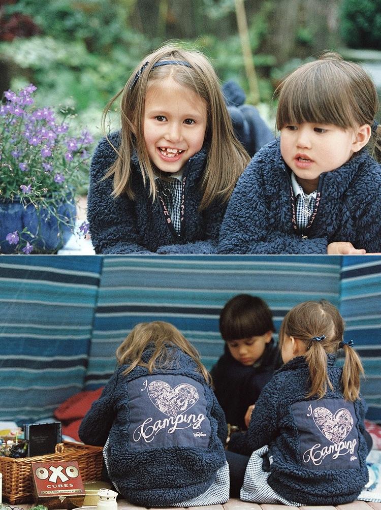 camping photoshoot film kodak portra 400 london lily sawyer photo